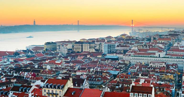 Lisbon housing prices doubled in 3 years