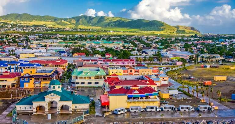 How much is St Kitts and Nevis passport?
