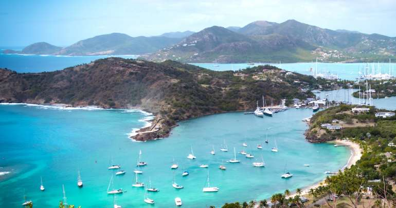 Antigua Citizenship by Investment Statistics 2018