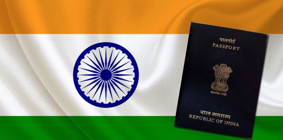 Dual Citizenship is not allowed in India