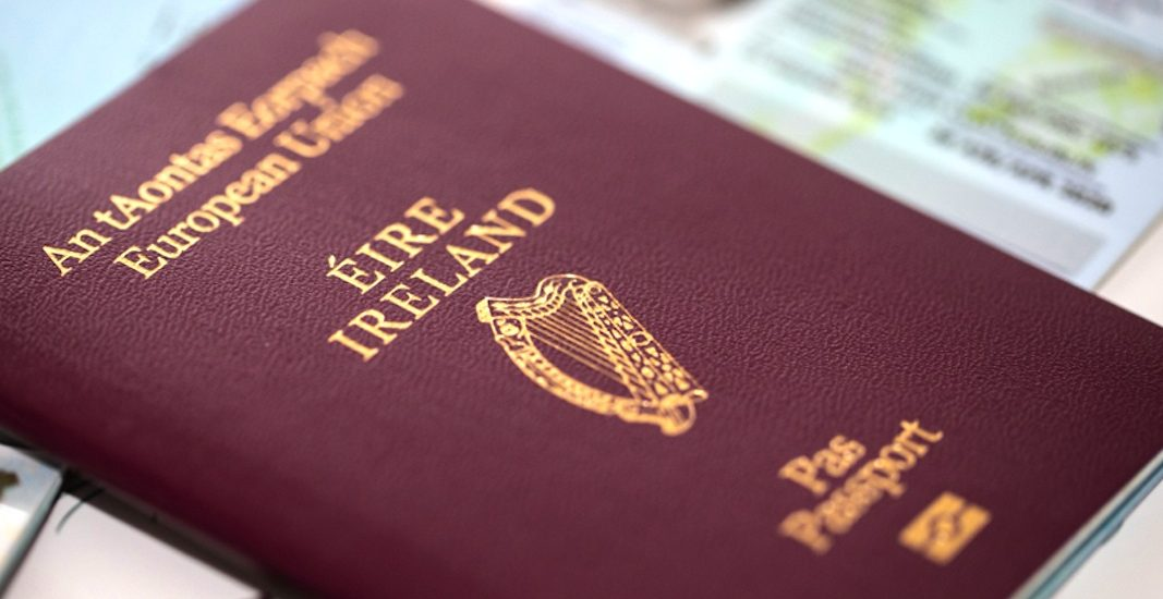 Ireland Golden Visa