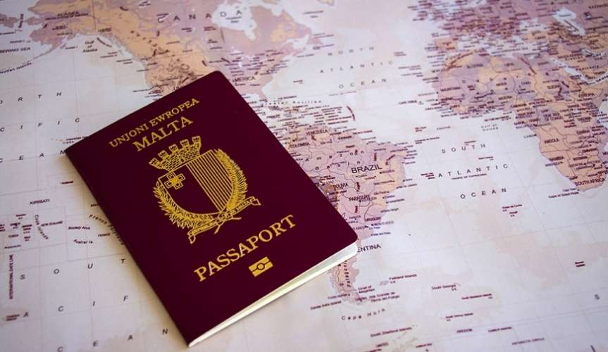 Malta IIP restricted countries not eligible for citizenship