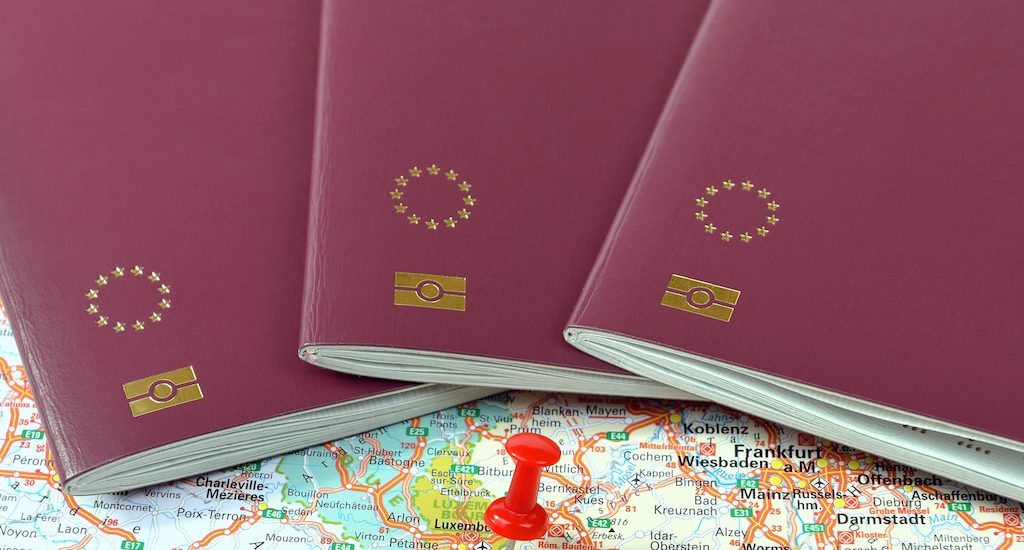 Passports are cheaper than Golden visas