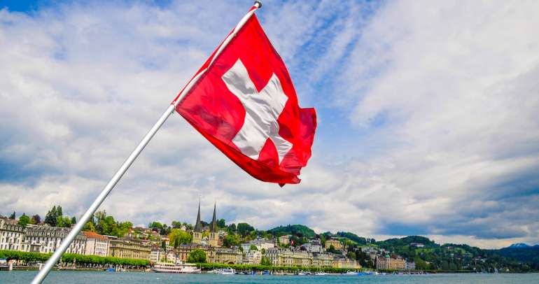 Do you know? Swiss people are not EU citizens