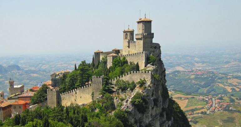 San Marino Economic Residence by Investment