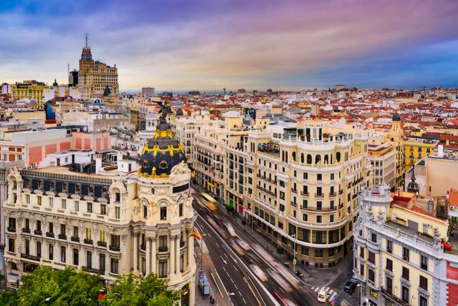 Spain Golden Visa Report 2018