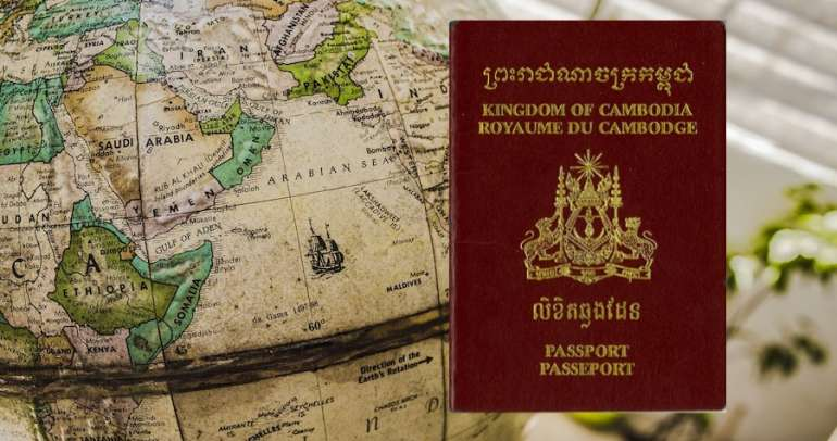 Cambodia has a super interesting citizenship by investment scheme