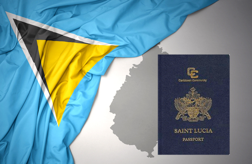 St Lucia climbs two places in the Caribbean passport rankings