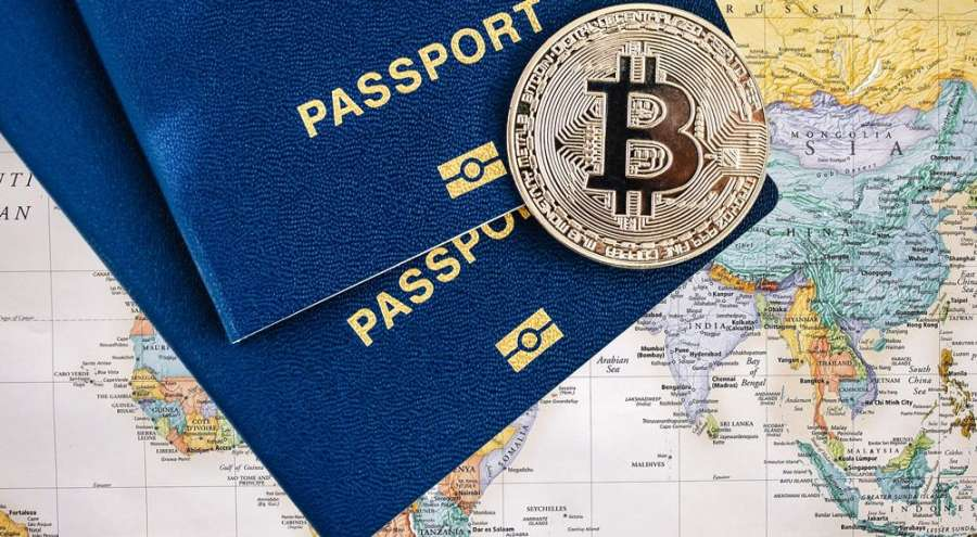 Which Tax Free countries offer Golden Visas for Bitcoin investors?