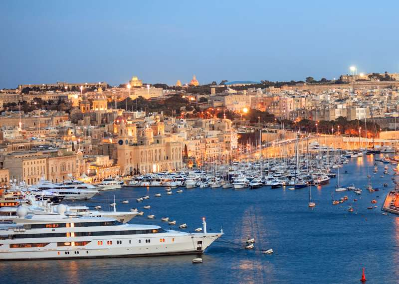 Malta Citizenship for Yacht owners