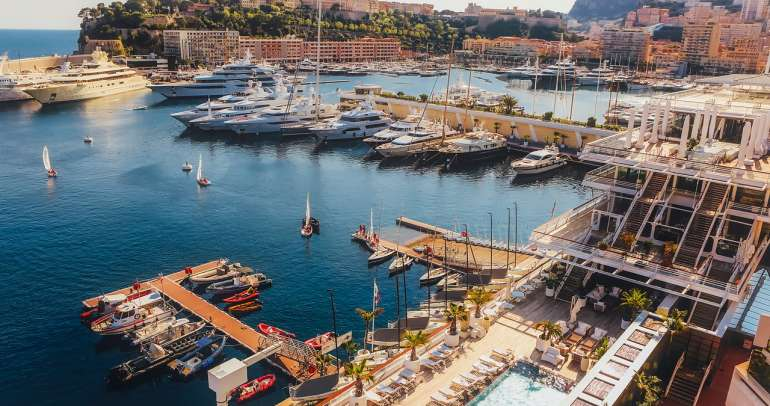 Monaco is synonymous with wealth, luxury and fame