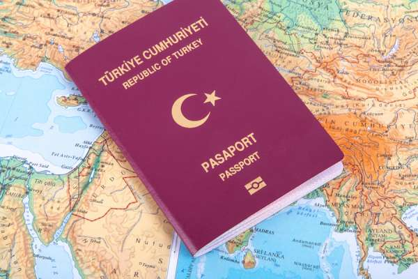 Turkey passport