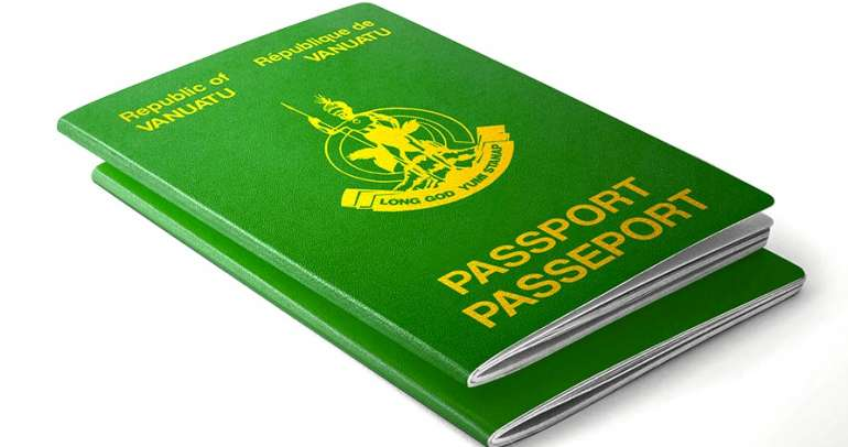 (Dont wait) Vanuatu may close passport scheme in 2020
