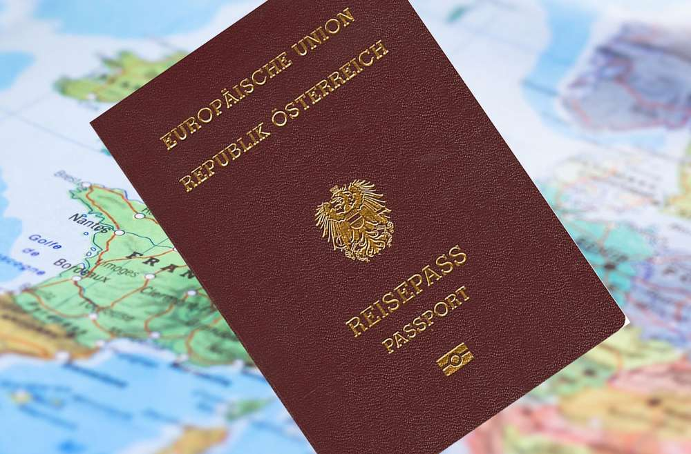 Austria citizenship in special interest of the state