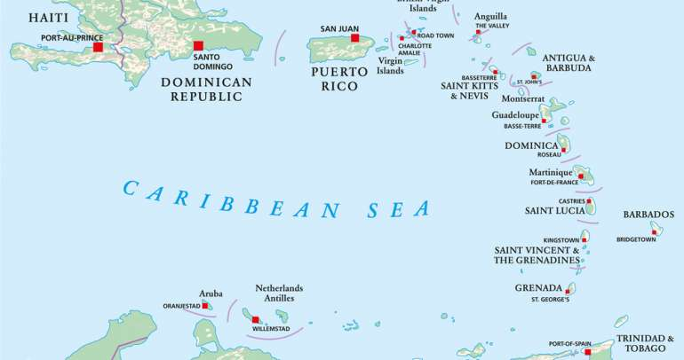 Top 10 Richest Caribbean countries