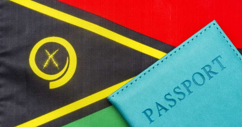 Restricted countries for Vanuatu Citizenship (DSP/VCP)