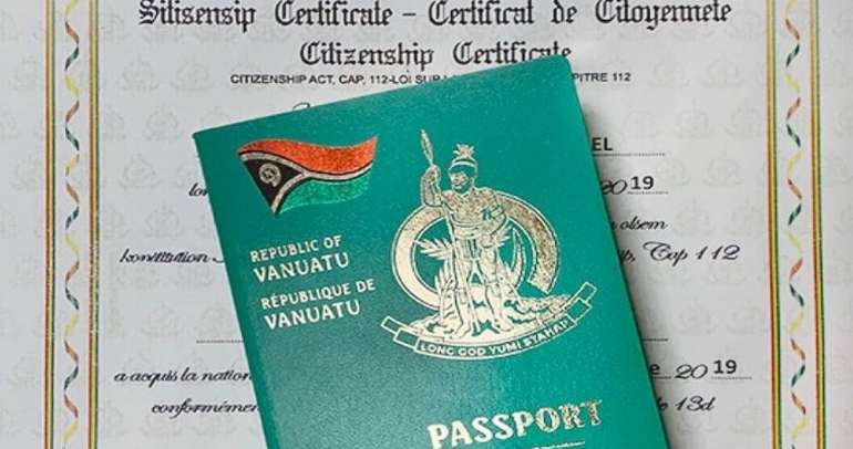 Vanuatu citizenship oaths now accepted online
