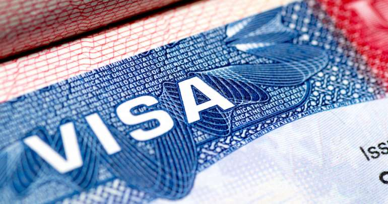 13 countries listed in US visa ban