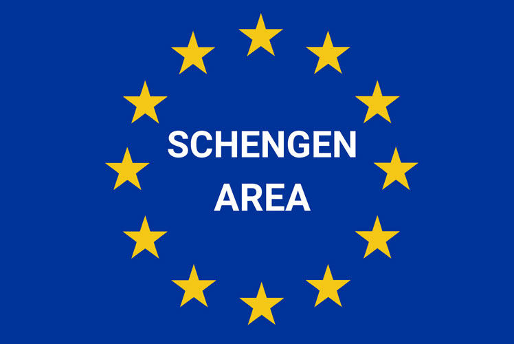 Future Schengen area countries