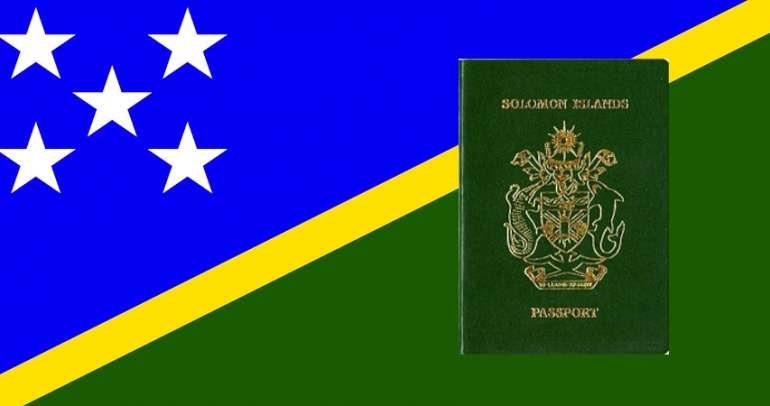 Solomon Islands Citizenship by investment