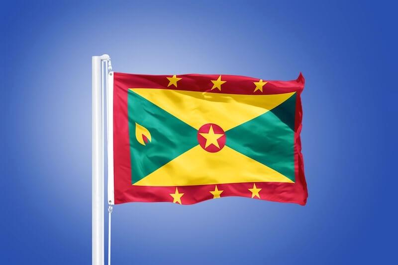 How many E-2 visas issued for Grenada?