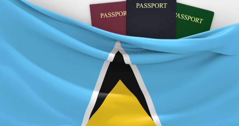How to get St Lucia Citizenship for less than US$45,000?