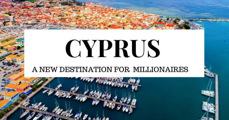Cyprus is a magnet for millionaires (video)