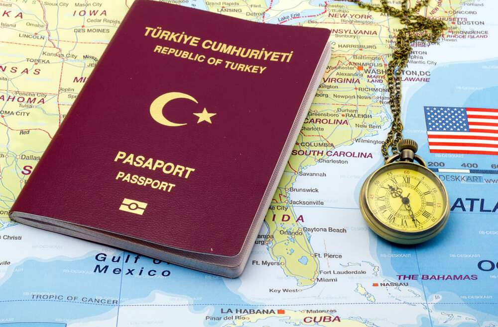 Turkey citizenship program becomes easier to collect passport from consulates abroad