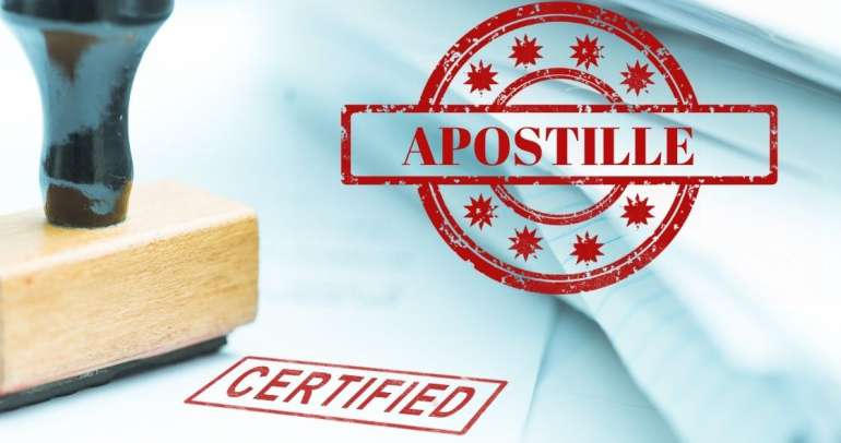 Where to Get Apostille and Legalisation?