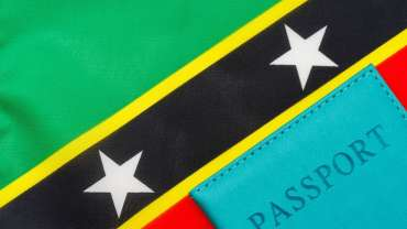 St Kitts passport