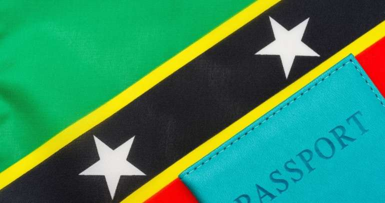 Blacklisted countries for St Kitts citizenship by investment