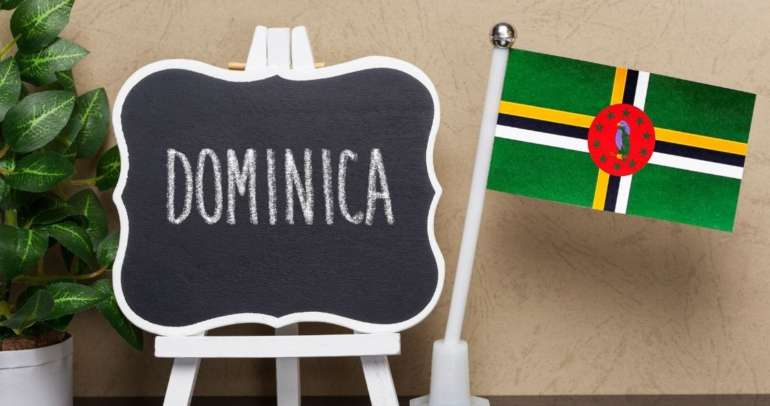 Why Dominica is popular with Russians?