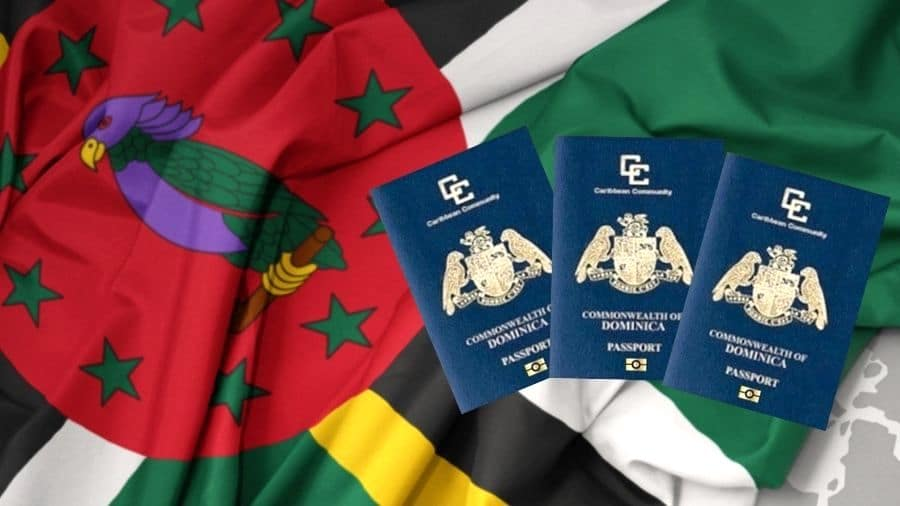 Dominica switches to Biometric e-Passports